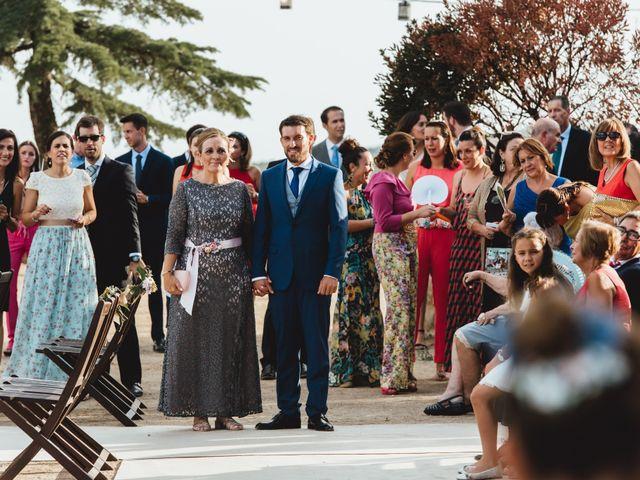 La boda de Chuso y Silvia en Galapagar, Madrid 12