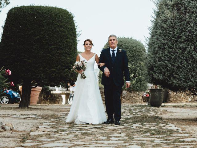 La boda de Chuso y Silvia en Galapagar, Madrid 14