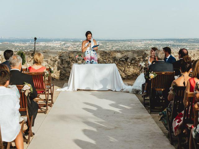 La boda de Chuso y Silvia en Galapagar, Madrid 17