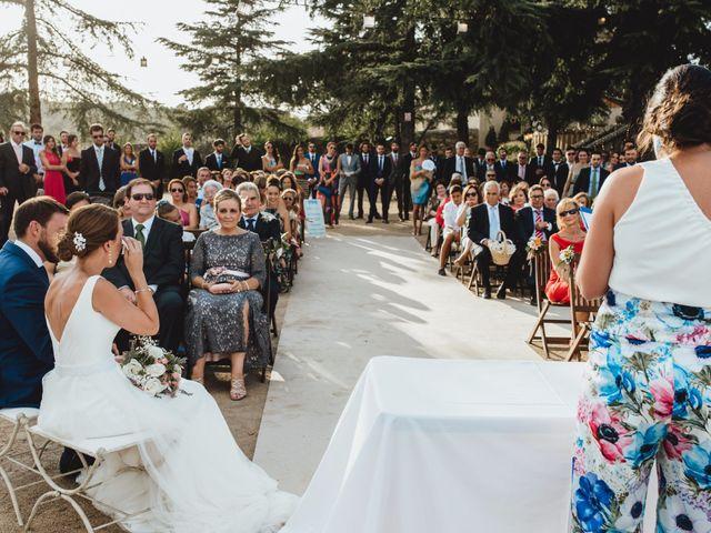 La boda de Chuso y Silvia en Galapagar, Madrid 20