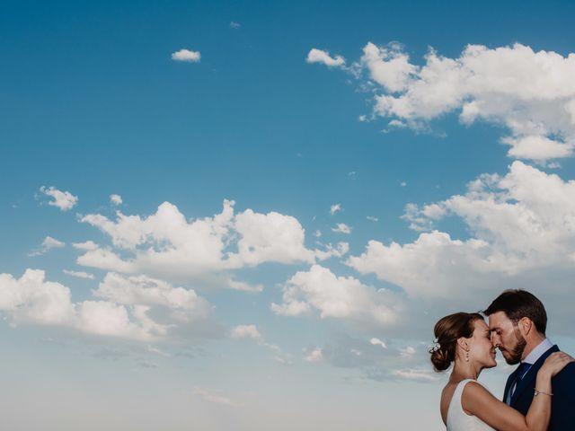La boda de Silvia y Chuso