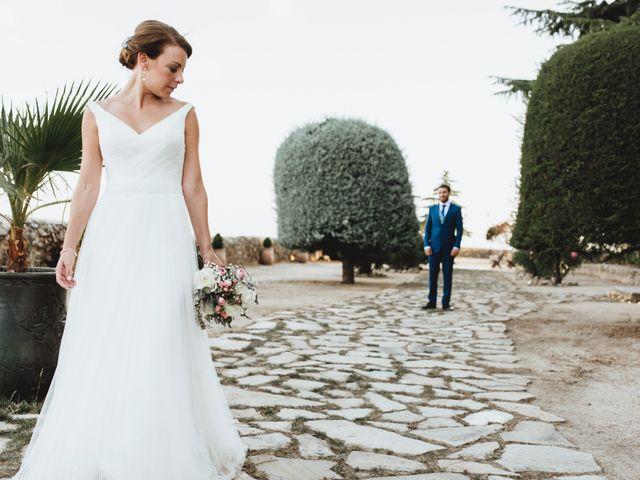 La boda de Chuso y Silvia en Galapagar, Madrid 25