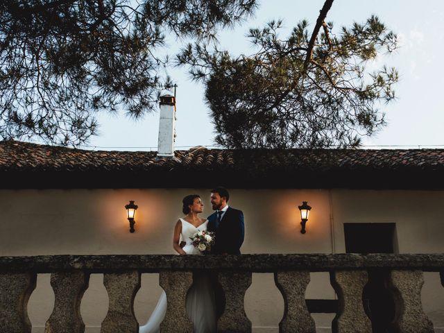 La boda de Chuso y Silvia en Galapagar, Madrid 26