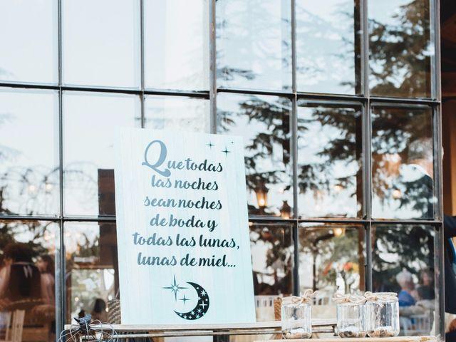 La boda de Chuso y Silvia en Galapagar, Madrid 27