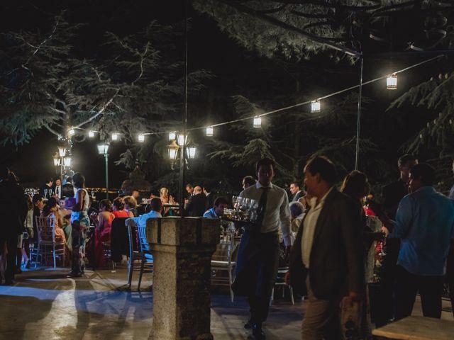La boda de Chuso y Silvia en Galapagar, Madrid 34