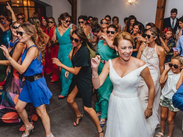 La boda de Chuso y Silvia en Galapagar, Madrid 42
