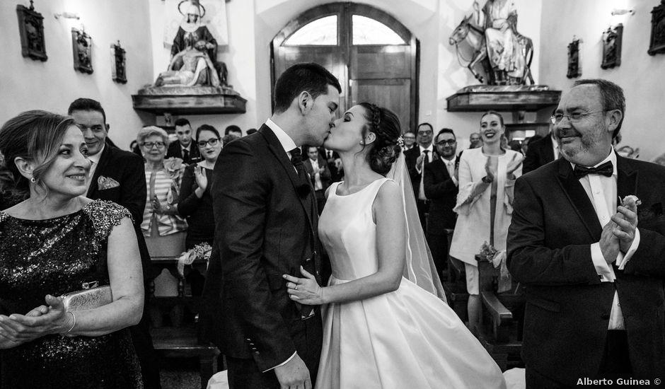 La boda de Fernando y Natalia en Illescas, Toledo