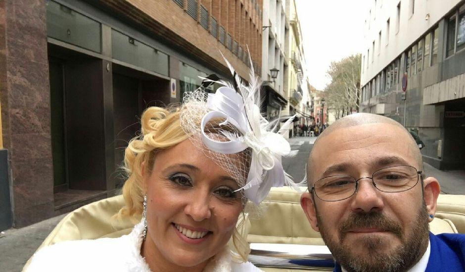 La boda de David y Pilar en Sevilla, Sevilla