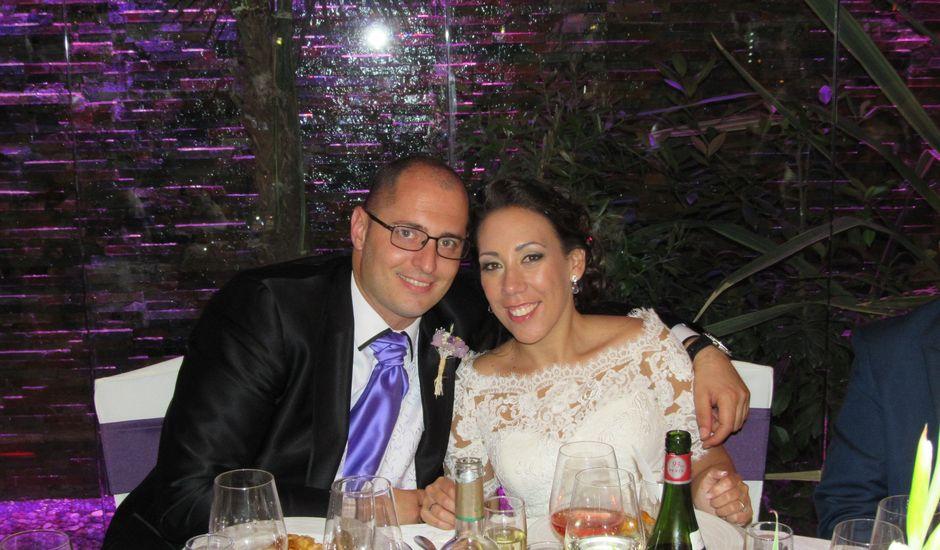 La boda de Aitor y Rebeca en Madrid, Madrid