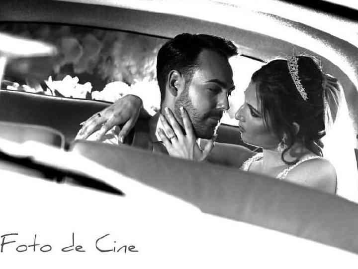 La boda de Alejandra y Ruben
