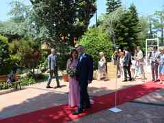 La boda de Francesc y Lina 1