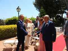 La boda de Francesc y Lina 3