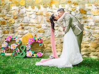 La boda de Carolina y Brian