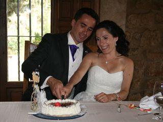 La boda de Soraya y Javier