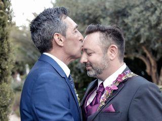 La boda de Josep Bernat y Manuel 3