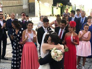 La boda de Fuensanta y Mario 1