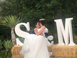 La boda de Fuensanta y Mario
