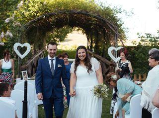 La boda de Merche y Saúl