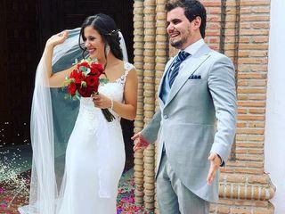 La boda de Isabel y Pablo 2