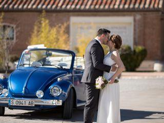 La boda de Melanie y Jose