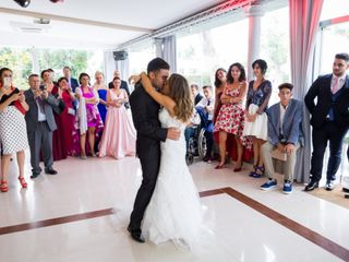 La boda de Sara y Javier