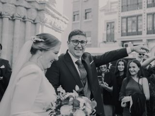 La boda de Alexa y Julio