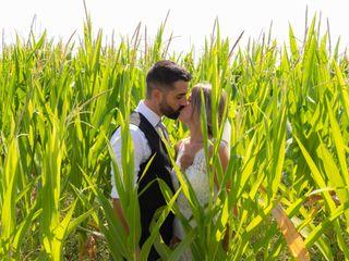 La boda de Angel y Pili