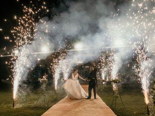 La boda de Sandra y José María