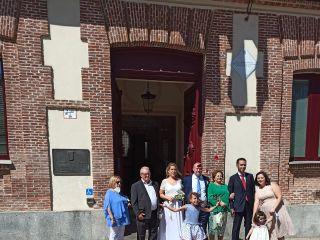 La boda de Irene y Juan Carlos 2
