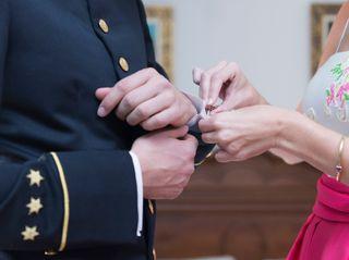 La boda de Antonio y Paula 2