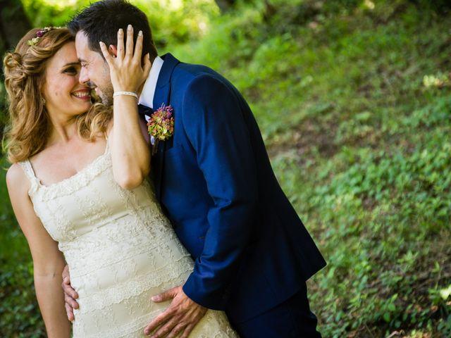 La boda de Yolanda y Abel