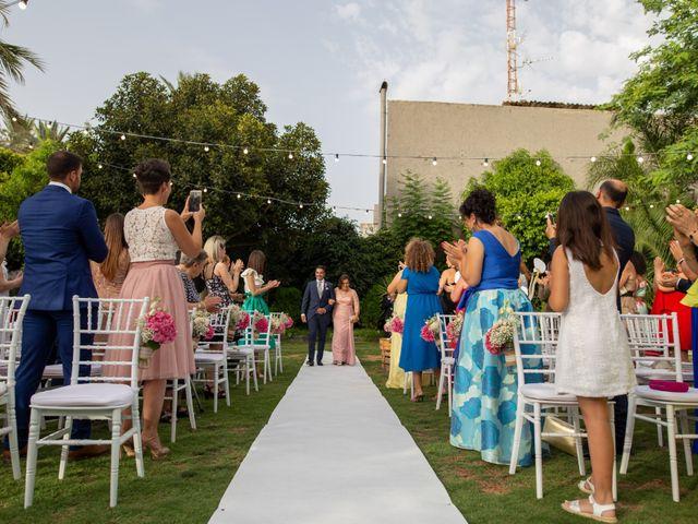 La boda de Jony y Santi en Murcia, Murcia 29