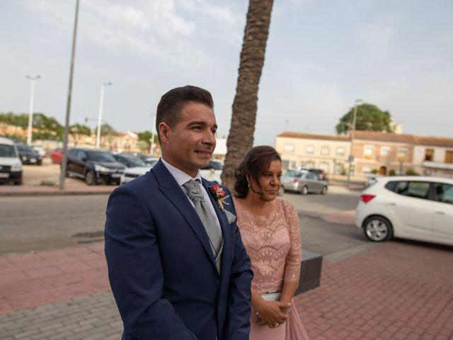 La boda de Jony y Santi en Murcia, Murcia 30