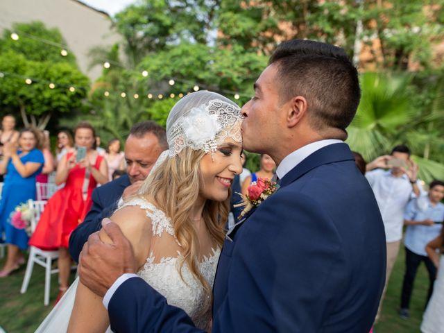 La boda de Jony y Santi en Murcia, Murcia 32