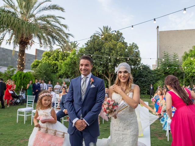La boda de Jony y Santi en Murcia, Murcia 33