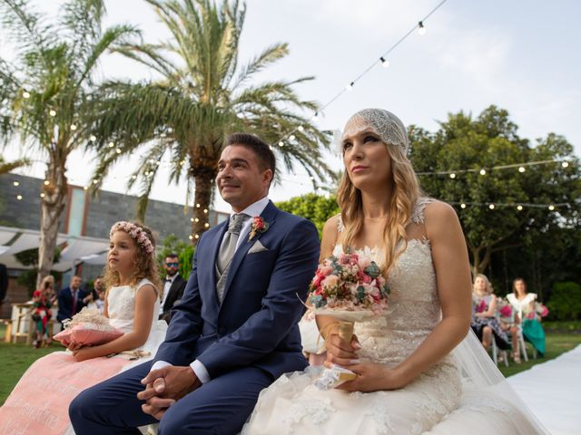 La boda de Jony y Santi en Murcia, Murcia 34
