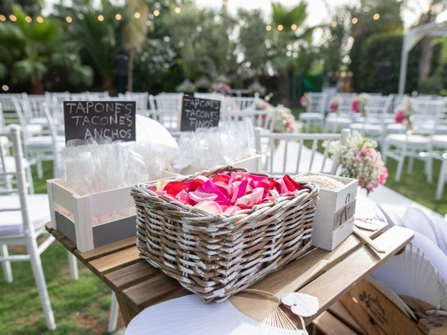 La boda de Jony y Santi en Murcia, Murcia 36