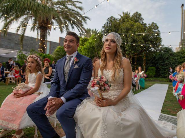 La boda de Jony y Santi en Murcia, Murcia 37