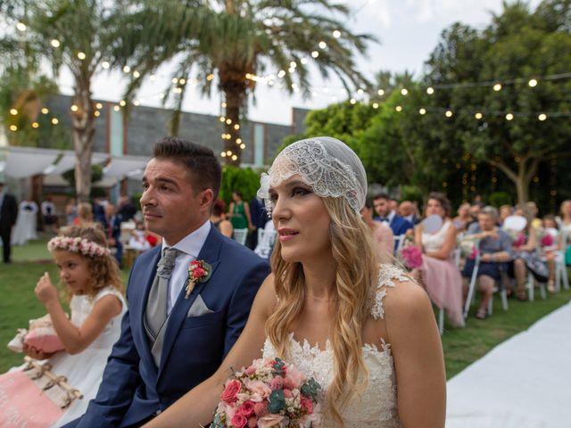 La boda de Jony y Santi en Murcia, Murcia 38