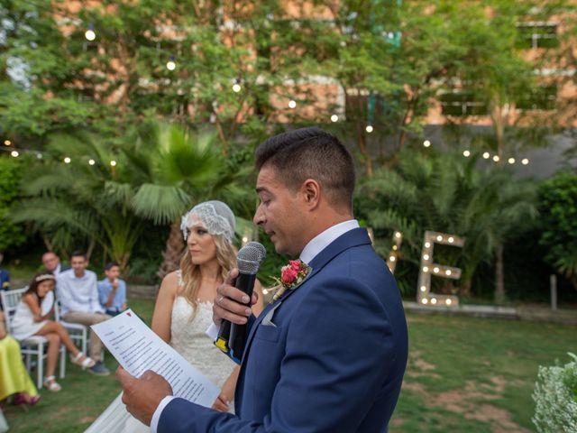 La boda de Jony y Santi en Murcia, Murcia 42