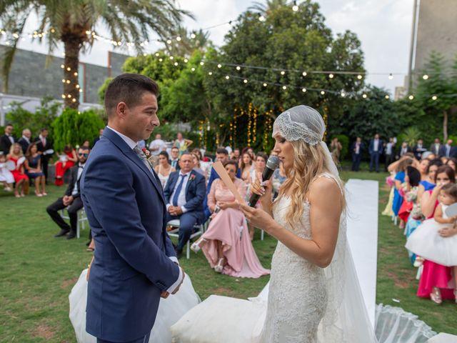 La boda de Jony y Santi en Murcia, Murcia 43