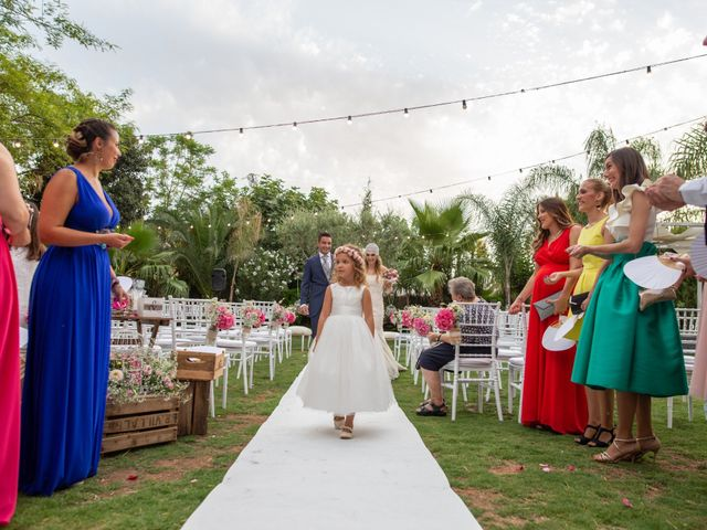 La boda de Jony y Santi en Murcia, Murcia 44
