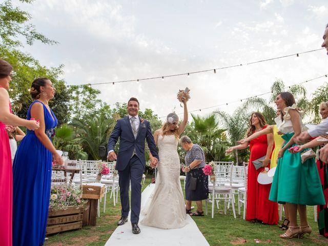 La boda de Jony y Santi en Murcia, Murcia 45