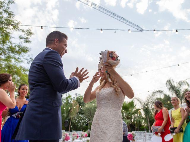 La boda de Jony y Santi en Murcia, Murcia 46