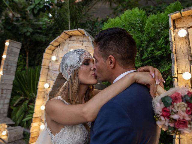 La boda de Jony y Santi en Murcia, Murcia 47