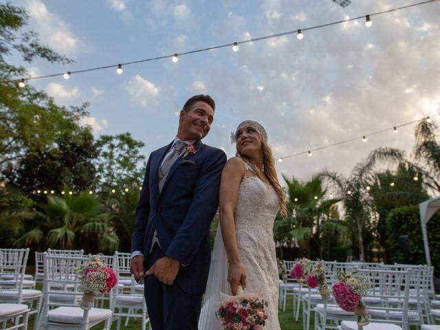 La boda de Jony y Santi en Murcia, Murcia 48