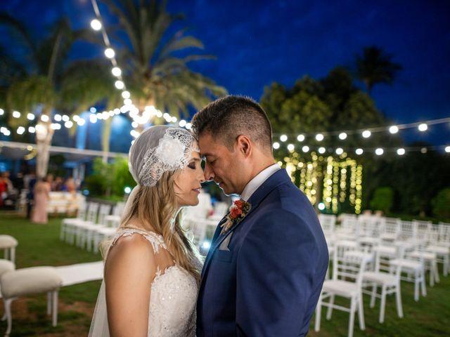 La boda de Jony y Santi en Murcia, Murcia 1
