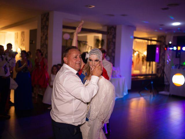 La boda de Jony y Santi en Murcia, Murcia 61