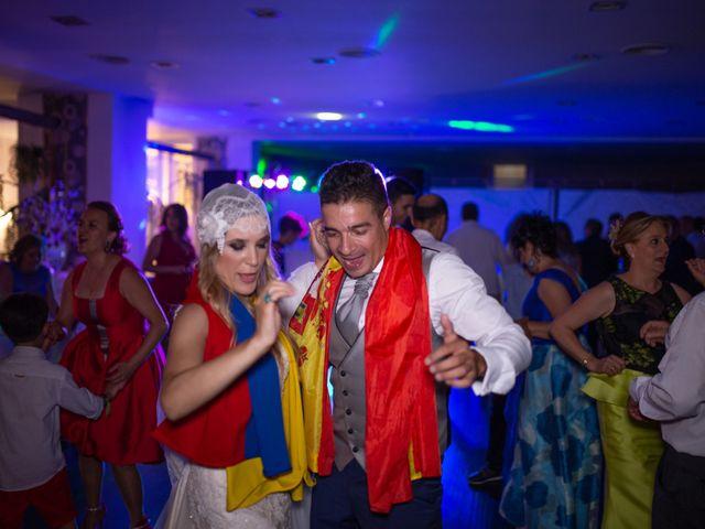 La boda de Jony y Santi en Murcia, Murcia 62