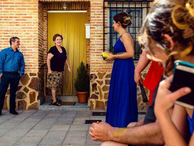 La boda de Guillermo y María en Navahermosa, Huelva 5